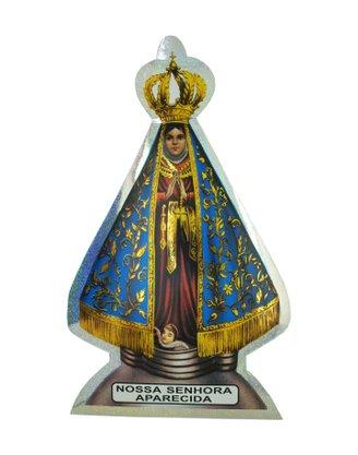 Adesivo Recortado Nossa Senhora Aparecida 33 x 19 cm