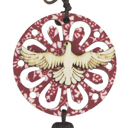 Adorno Para Mandala Divino Espírito Santo 10 x 5 cm