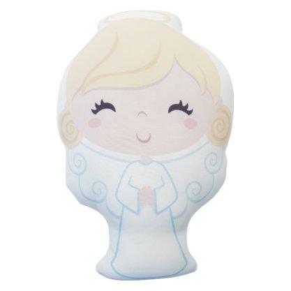 Almofada Anjo da Guarda Perfumada Menina 22 x 16 cm
