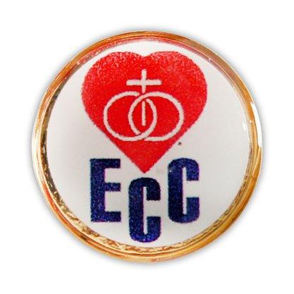 Boton ECC Redondo 3 cm