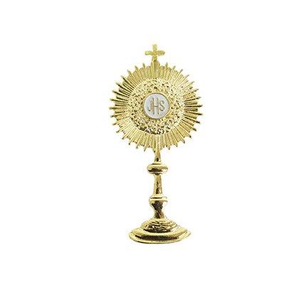 Boton Ostensório Dourado - G - 6,5cm