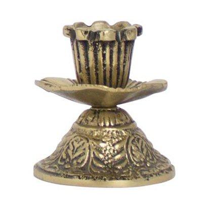Castiçal Bronze 1vela A 7 x L 6