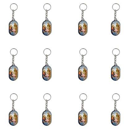 Chaveiro Chapa Sagrada Família Preço da dúzia
