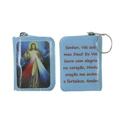 Chaveiro Preciosas Promessas Jesus Misericordioso Médio