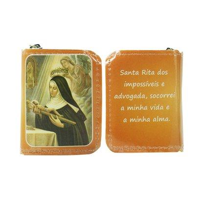 Chaveiro Preciosas Promessas Santa Rita Médio