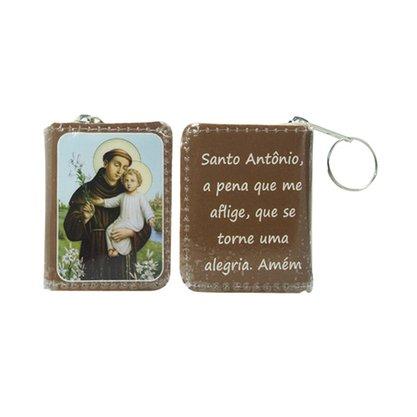 Chaveiro Preciosas Promessas Santo Antonio Médio