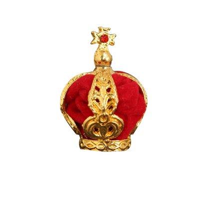 Coroa Banhada a Ouro - 1,5cm