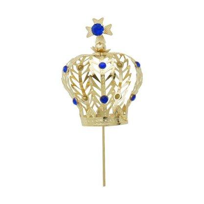 Coroa Dourada para Imagem de Nossa Senhora 5 cm