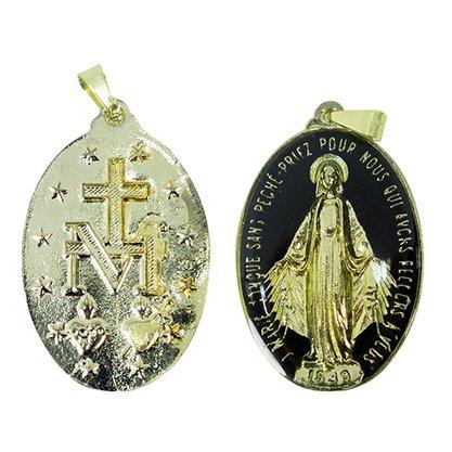 Medalha Nossa Senhora das Graças 6cm