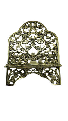 Porta Bíblia em Bronze 24 cm