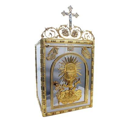 Sacrário Dourado Espelhado - 59cm