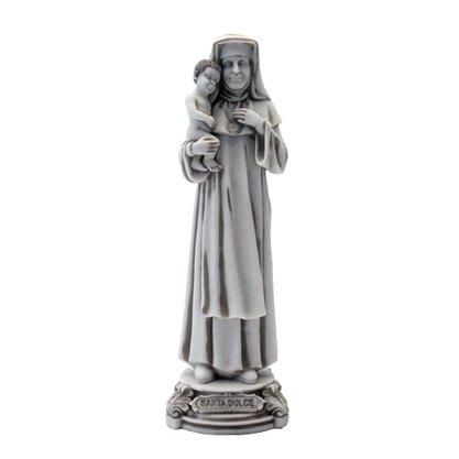 Santa Dulce dos Pobres em Pó de Mármore 30 cm