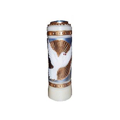 Vela Altar Esculpida Divino Espirito Santo