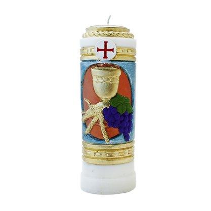 Vela Altar Esculpida Eucaristia