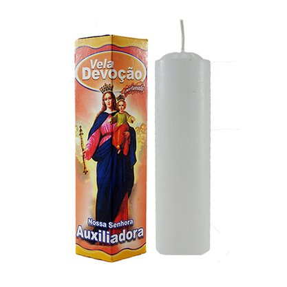 Vela Devoção Nossa Senhora Auxiliadora
