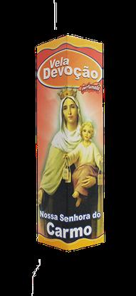 Vela Devoção Nossa Senhora do Carmo