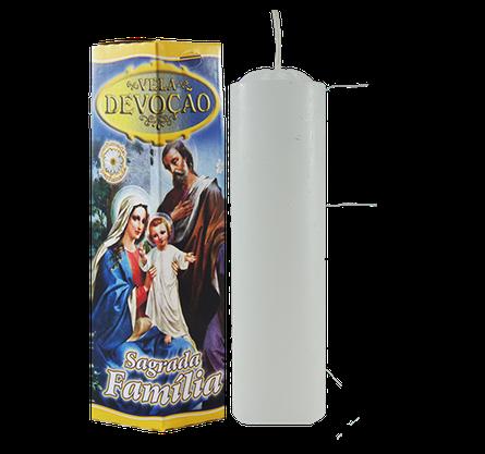 Vela Devoção Sagrada Família