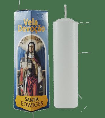 Vela Devoção Santa Edwiges