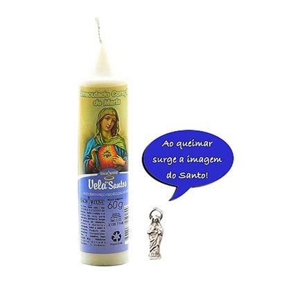 Vela Encantada Sagrado Coracao de Maria
