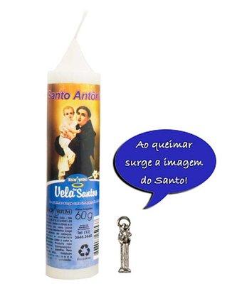 Vela Encantada Santo Antonio