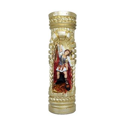 Vela Gruta Esculpida Arcanjo Miguel
