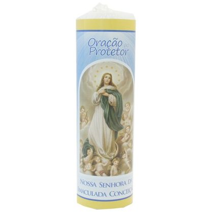 Vela Oração ao Protetor Nossa Senhora da Conceição