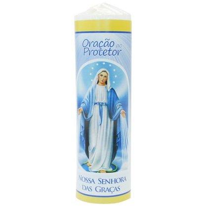 Vela Oração ao Protetor Nossa Senhora das Graças