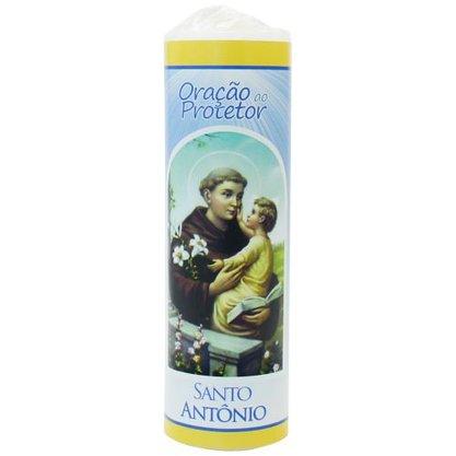Vela Oração ao Protetor Santo Antonio