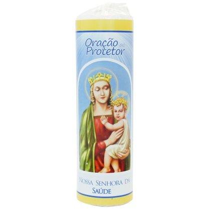 Vela Oração Protetor Nossa Senhora da Saúde