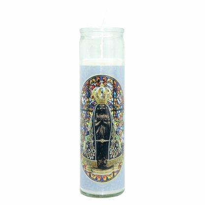Vela Vidro Altar Nossa Senhora Aparecida