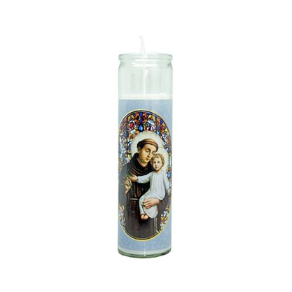 Vela Vidro Altar Santo Antonio