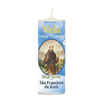 Vela Votiva G Premium São Francisco