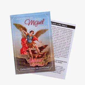 Folheto Quaresma de São Miguel