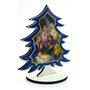 Árvore de Natal MDF Azul