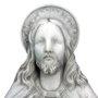 Imagem Busto Sagrado Coração de Jesus em Mármore 28cm