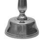 Castiçal em Alumínio Fundido 18 cm