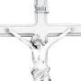 Crucifixo de Parede em Mármore 40cm