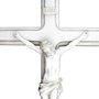 Crucifixo de Parede em Mármore 31cm