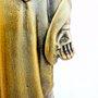 Imagem Maria Passa na Frente em Pó de Mármore  Bronze 30 cm