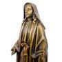 Imagem Nossa Senhora das Graças em Mármore com Pintura em Bronze 42cm