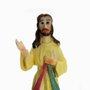 Imagem Resina Importada Jesus Misericordioso - 8cm